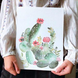 Workshop Fiori e piante ad acquerello Winter Edition @ WILD