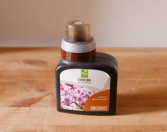 Concime liquido per orchidee