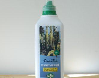 Concime liquido per piante grasse