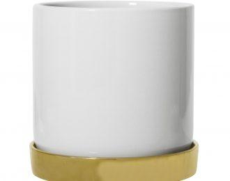 Coprivaso in ceramica 13 cm