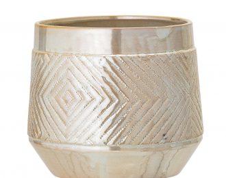 Coprivaso in ceramica 14 cm e 16 cm