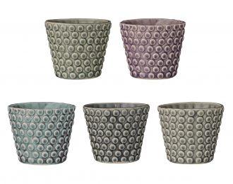 Coprivaso in ceramica