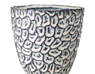 Coprivaso in ceramica 12,5 cm