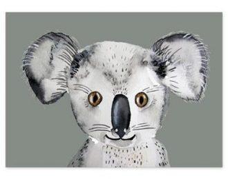 Cartolina koala