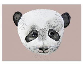 Cartolina panda
